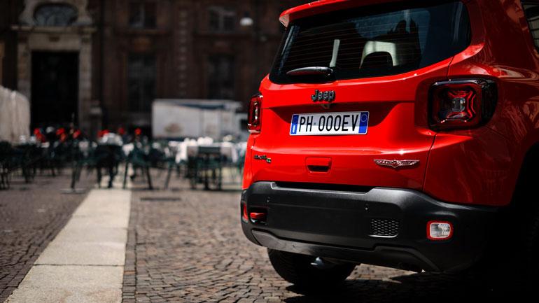Jeep Renegade PHEV скоро представят публике 2