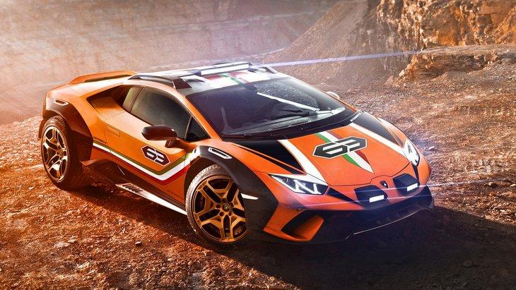 Lamborghini напечатает новый суперкар на 3D-принтере 1