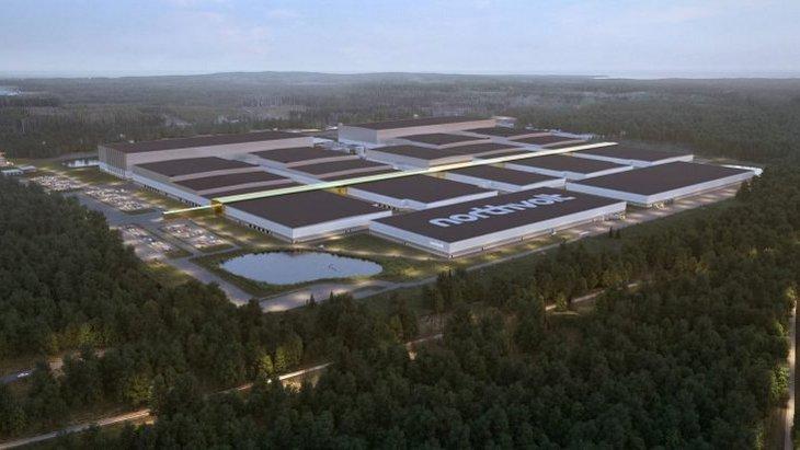 Volkswagen и BMW инвестируют миллиард евро в завод по производству батарей для электромобилей 1