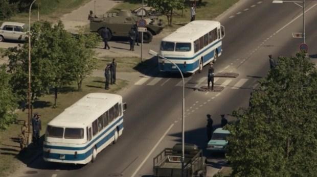 Какие автомобили можно встретить в сериале «Чернобыль» 3