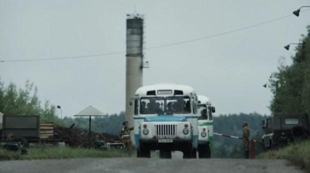 Какие автомобили можно встретить в сериале «Чернобыль» 4