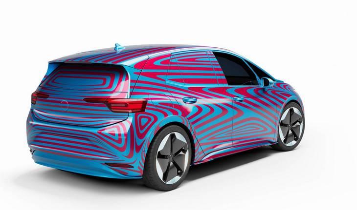 Первый электрический Volkswagen ID.3 собрал более 20 тысяч предзаказов 2