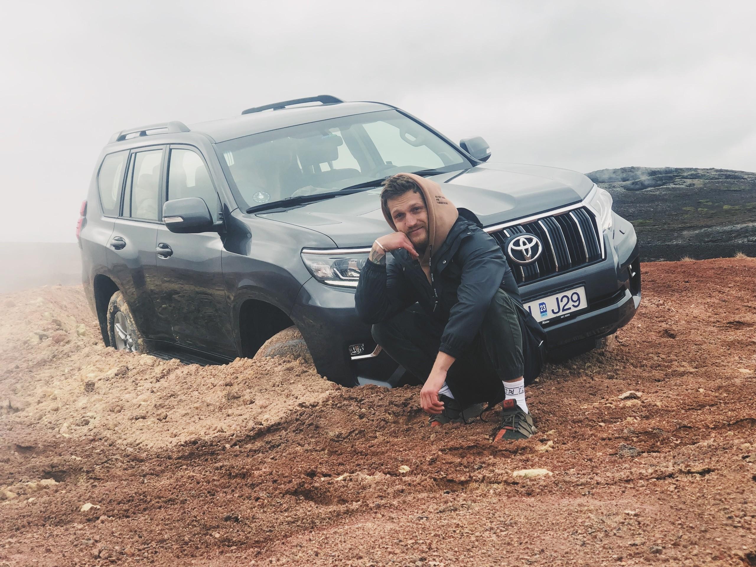 Водитель из России одним фото разгневал жителей Исландии 1