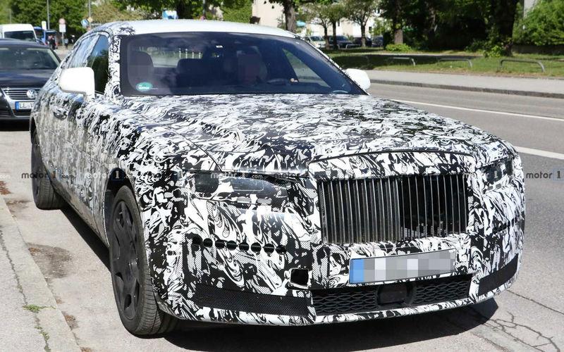Новый Rolls-Royce под рукой дизайнера Skoda 1