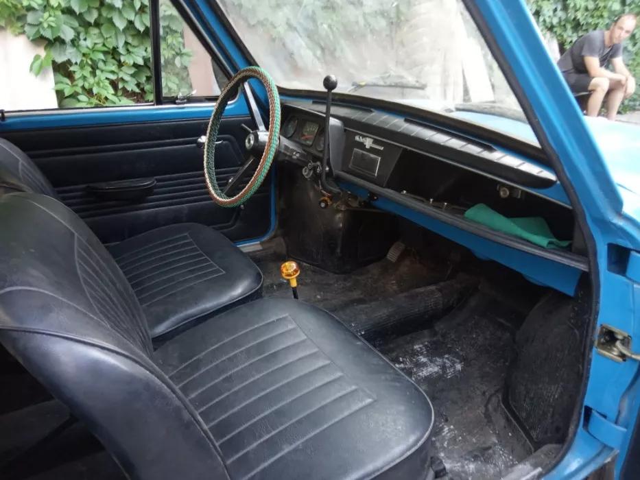 ЗАЗ-968 с пробегом чуть больше 1000 км продают всего за $1000 2