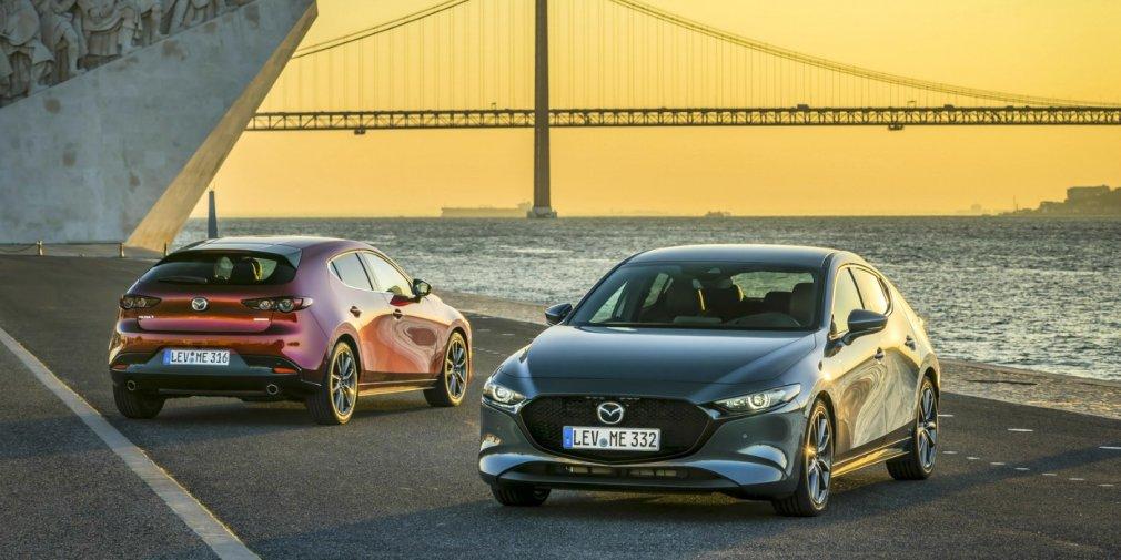 Mazda выпустит первый серийный электрокар в 2020 году 1