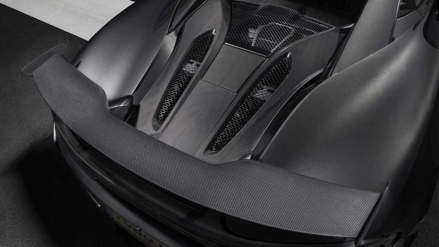 Спорткар McLaren 570S примерил новый аэродинамический набор 1