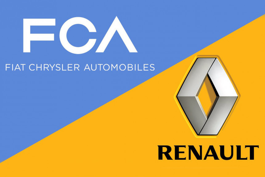 Неожиданно: объединение Renault и FCA отменено 1