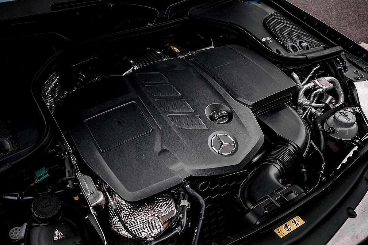 Тест-драйв дизель-гибридного Mercedes-Benz Е-класса 5
