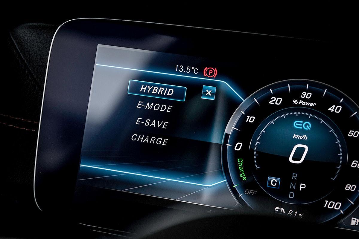 Тест-драйв дизель-гибридного Mercedes-Benz Е-класса 4