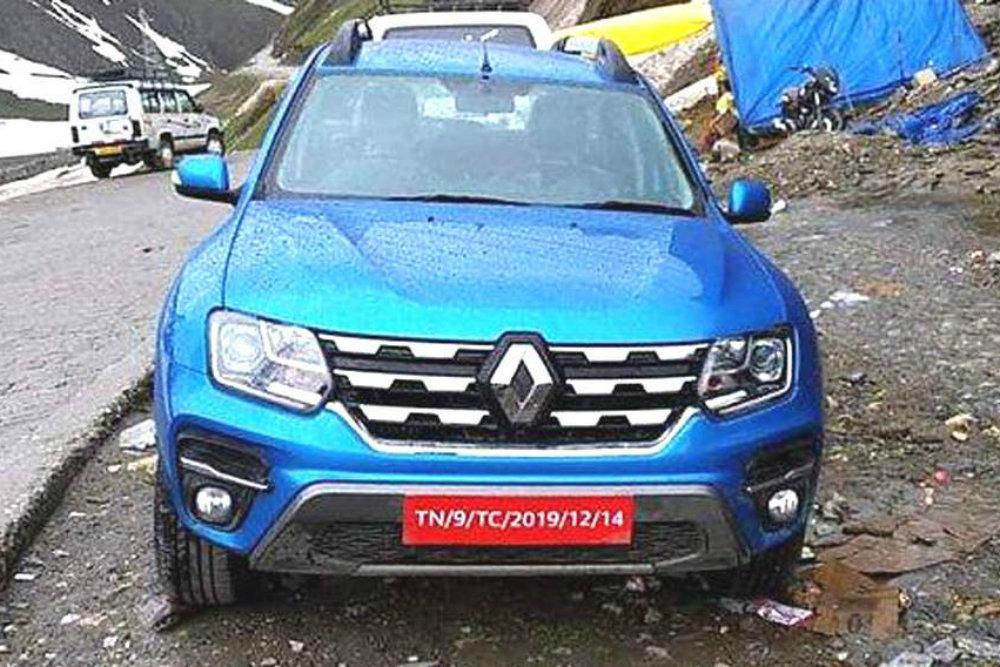 Особенности обновлённого Renault Duster 1
