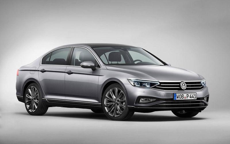 Volkswagen Passat поступил в продажу 1