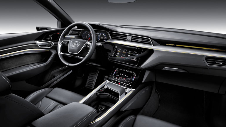 Audi отзывает новые электрокары Audi e-tron в США 2