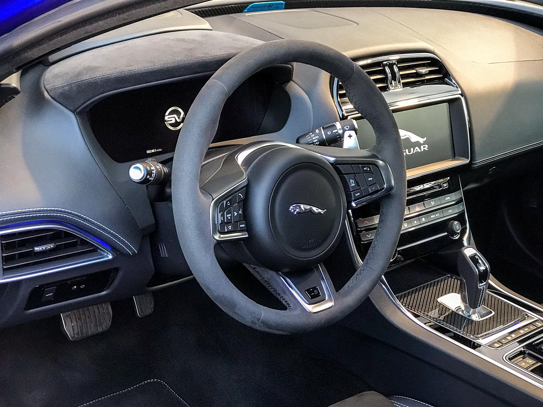 Jaguar выпустил «сумасшедший» седан 2