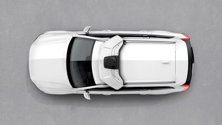 Uber готовит беспилотный автомобиль Volvo нового поколения 1