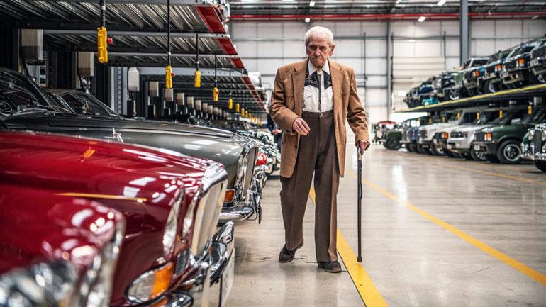 Главный инженер Jaguar Норман Дьюис скончался в возрасте 98 лет 2