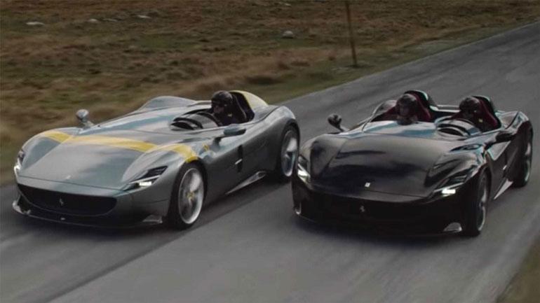 Эксклюзивный Ferrari Monza SP1 распродан за полгода 1