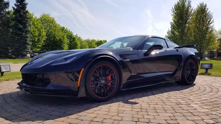 Продажи Corvette C7 завершатся через несколько недель 1
