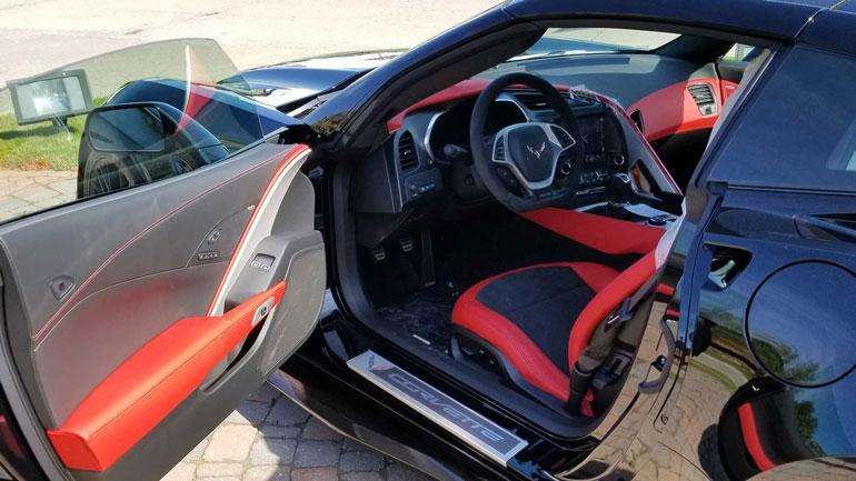 Продажи Corvette C7 завершатся через несколько недель 2