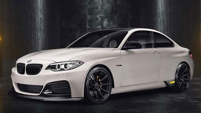 Тюнеры построили особую версию BMW M2 Icon03 1