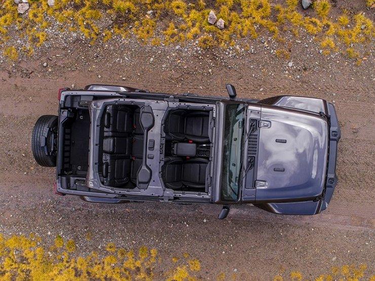Jeep Gladiator представят в специальной версии 1