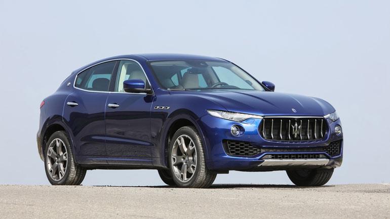 Maserati отказалась от выпуска компактных моделей 1