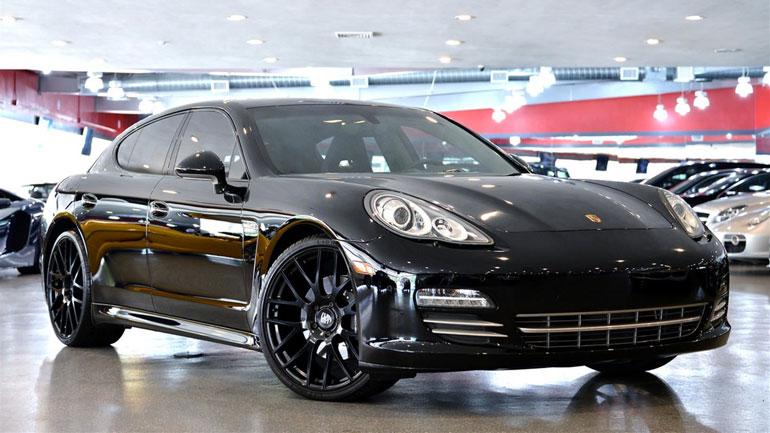 Porsche отзывает более 33 тысяч Porsche Panamera из-за возможности возгорания 1