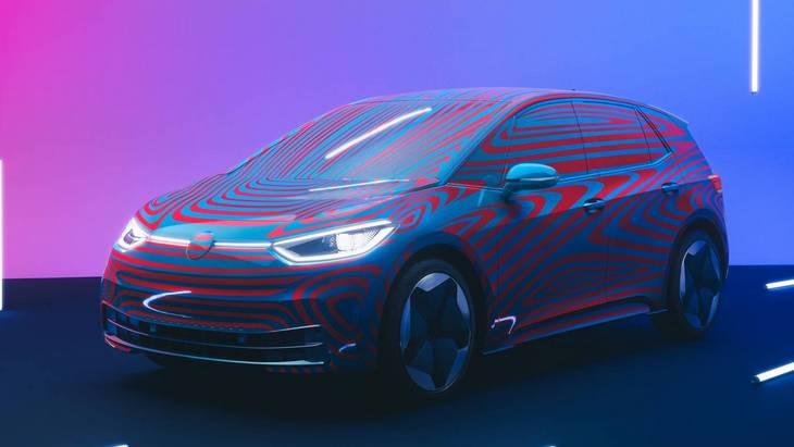 Первый электрический Volkswagen ID.3 собрал более 20 тысяч предзаказов 1