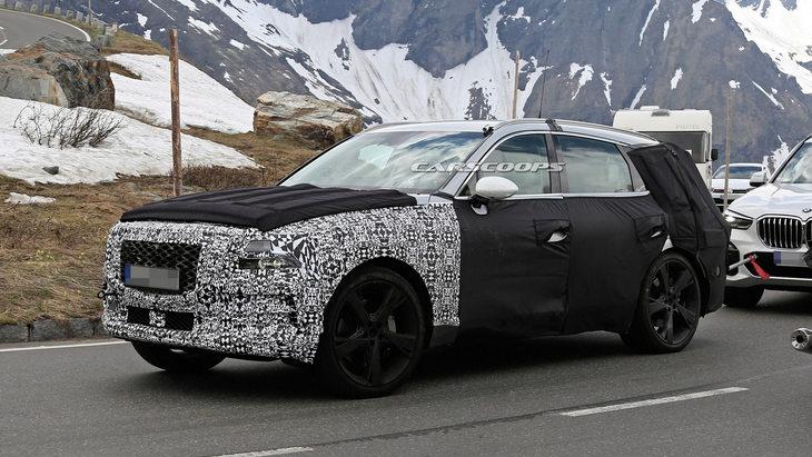 Genesis готовит первый премиальный внедорожник к битве с BMW и Mercedes 1