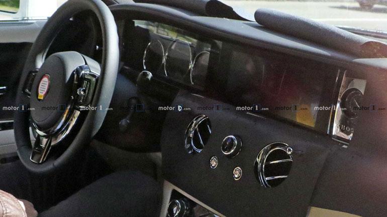 Новый Rolls-Royce Ghost получит революционный дизайн 2