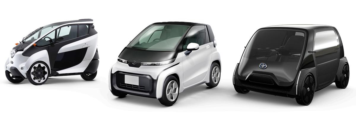 Toyota объявила новый план электрификации 1