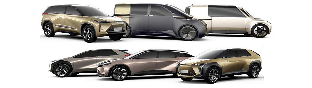 Toyota объявила новый план электрификации 3