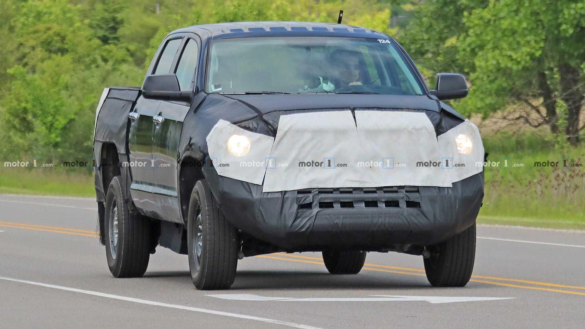 Toyota Tundra может стать гибридом 1