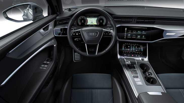 Audi представила внедорожную версию A6 Allroad 2