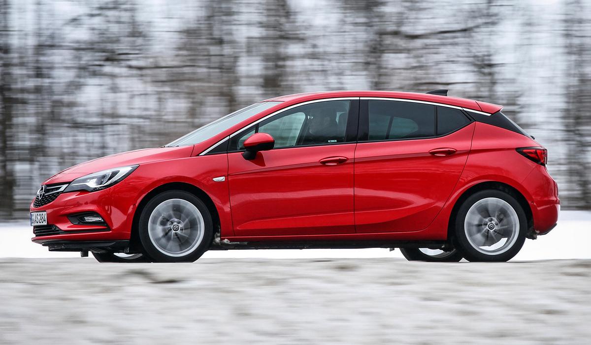 Opel ускорит переход на платформы PSA 1