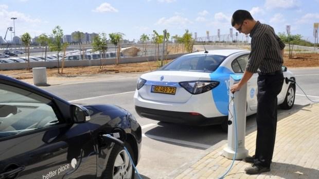 Тель-Авив собирается запретить обычные авто с 2025 года 1