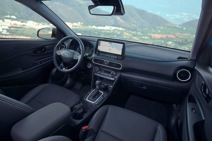 Hyundai представил гибридный кроссовер Kona для Европы 2