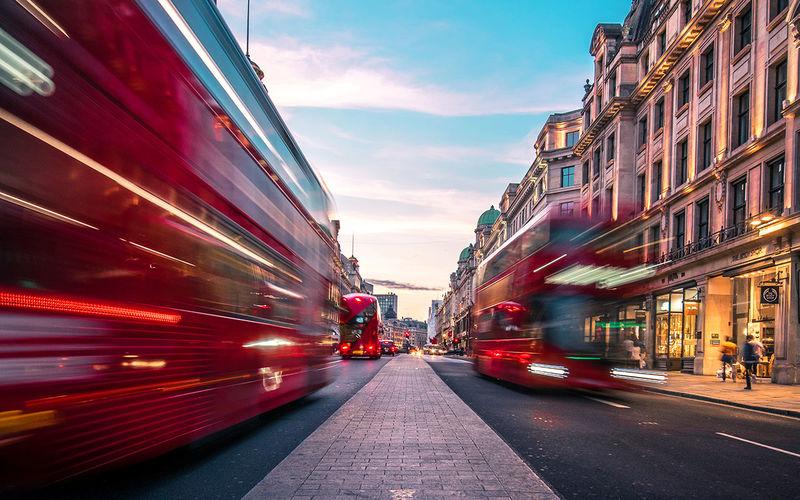 В Лондоне вводят ограничение 24 км/ч 1