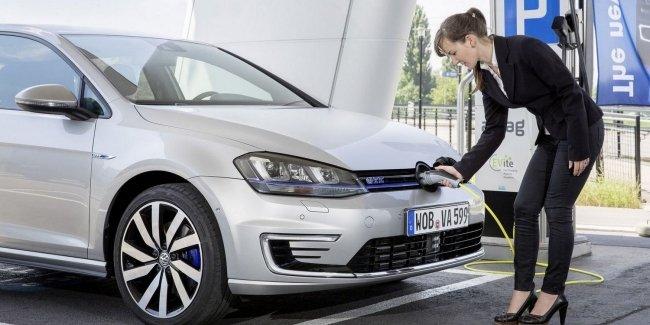 Германия обошла Норвегию по продажам электромобилей 1