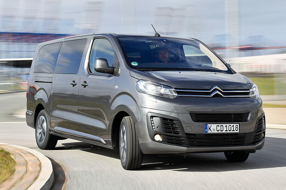 Тест-драйв мощной «лошадки» Citroën 1