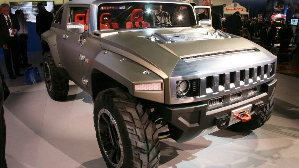 General Motors планирует возродить бренд Hummer 1