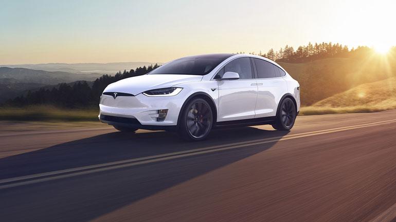 Австралийские полицейские пересядут на электрокары Tesla 2