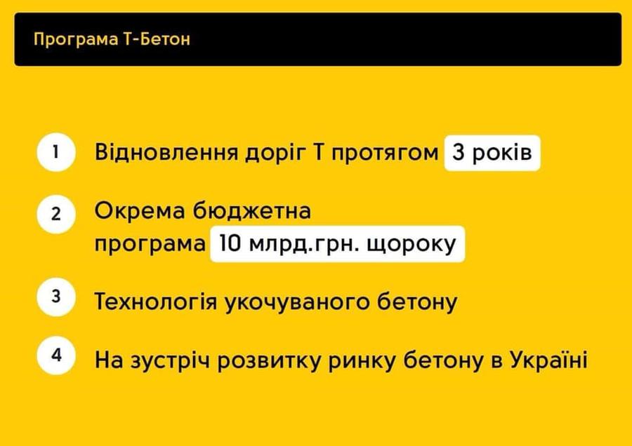 «Укравтодор» нашел способ отремонтировать территориальные дороги за три года 1