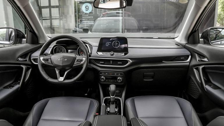 Новый Chevrolet Tracker покажут 5 июня 2