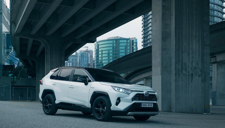 Toyota RAV4 стал бестселлером майского рынка новых автомобилей 1