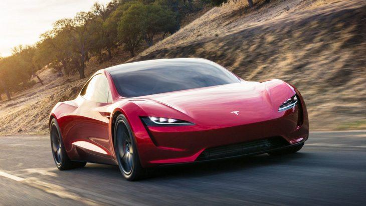 Новый Roadster от Tesla оставит за спиной все гиперкары планеты 1
