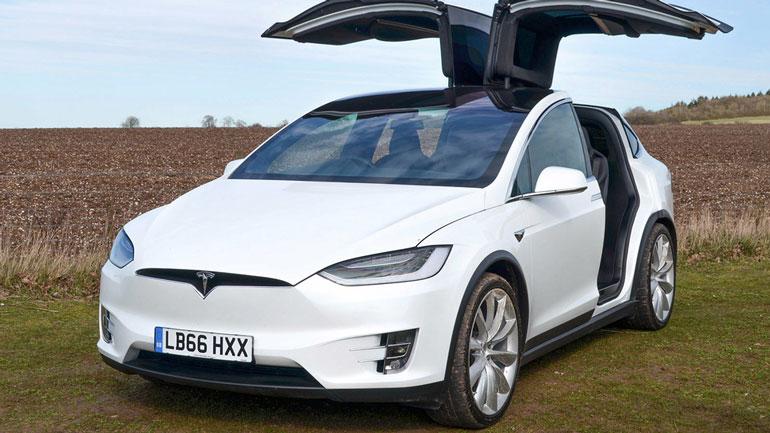 Австралийские полицейские пересядут на электрокары Tesla 1