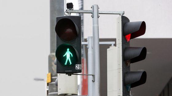 Светофоры научили следить за пешеходами 1