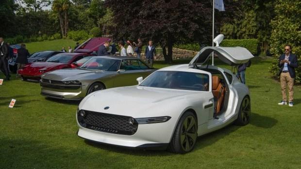 Представлена первая модель возрожденной марки Austro Daimler 1