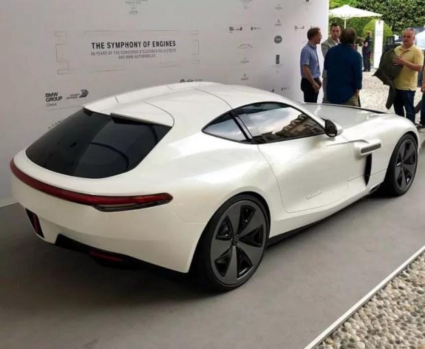 Представлена первая модель возрожденной марки Austro Daimler 3